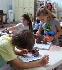 Medium kids clay classes 266x300