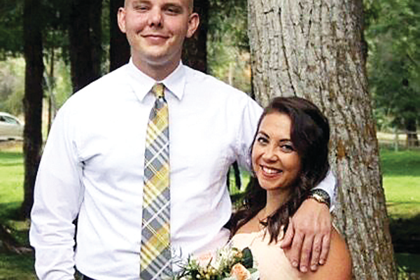Cody Brotherson and his fiancé, Jessica Le, were together for two and a half years before his fatal accident. Le said she loved watching Cody cook, noting how focused he would be as he tested the smell and taste of his food. (Brotherson family)