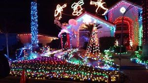 Candy Cane Lane - start Dec 01 2016 0600PM