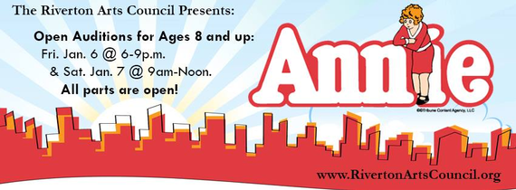Annie 20auditions