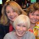 Adele Ranalone, Louise Kuret and Kathy Fernandes