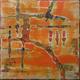Composition in Orange, Chris Craft