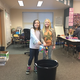 Students in Mrs. Rodriguez fifth-grade class donated their toys. (Staci Rodriguez/Highland Park)
