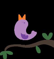 Medium bird 1295782