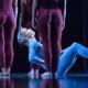 "Alexandra Bradshaw in ""53 Rooms"" by Artistic Director Daniel Charon (Ririe & Joan Woodbury. (Ririe-Woodbury Dance Company/ Stuart Rickman)."