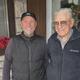 Developer Ken Olsen and property owner Clinton Michaelson strike a deal. (Carl Fauver/City Journals)