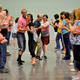 The Vintage Dancing class practices their skills. (Viridian Center)