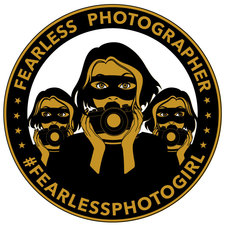 Medium fearless badge 001