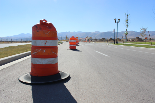 South Jordan City Manager Gary Whatcott informed residents that construction projects will soon begin on 10600 South and 11400 South. (Briana Kelley/City Journals)