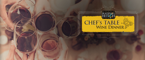 Medium chefs table wine dinner banner