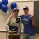Sawyer Pierce will be going to the Air Force Academy while Ben Bywater will enroll at his dream school, Brigham Young University. (Olympus High School)