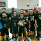 For the Boys 7th- and 8th-Grade Division, Blackhawk Pizza, coached by Jeff Newcombe, capped off their 13-0 season with a 70-49 victory over Charlie's Tire & Service Center. Chris Domercant led the way for Blackhawk Pizza with 23 points; Justin Seyffert and Dominic Rahmin contributed with 13 points each and key rebounding by Alex Fleming. For Charlie's Tire & Service Center, Brady Olsen had 21 points, and Anthony Galindo had 12 points. Blake Simpson had an early 7 points before exiting the game with an ankle injury in the 1st half.