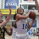 The Bruins point guard Dalven Brushier is a driving and slashing point guard. He is shooting 35 percent from behind the three-point line. (Scott Fineshriber/SLCC athletics)