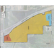 The new land use map for 205 acres located at 6150 West 7800 South. The West Jordan City Council approved a zoning and land use map amendment for a proposed 889-unit development on Jan. 25. (West Jordan City)