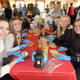 During the holiday season, members of Friend-2-Friend made sack lunches for the homeless. (Jen Wunderli/Friend-2-Friend)