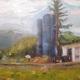 Blue Silos Heaven Hill Farm NY
