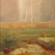'Foggy Field, Ilseboro, ME'