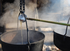 Learn how syrup is made at the PA Maple Festival in Meyersdale