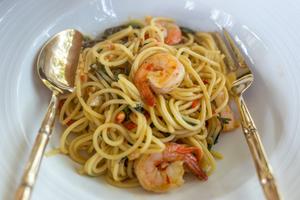 Thai Shrimp with Sesame Noodles - Mar 14 2017 0513PM