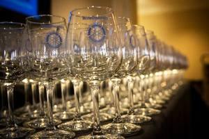 Medium wine 20glasses