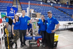 Upper Valley Robotics Team 95 to Attend District Championship - Mar 22 2017 0140PM