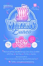 Medium viking bunco 2017