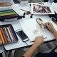 An artist reflects life through art. (GSD website)