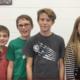 eDebate team from Olympus Junior High. (eDebate Video/Olympus)