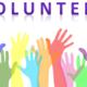 Volunteer poster. (Pixabay)
