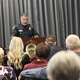 West Jordan Police Chief Doug Diamond speaks at the renaming and rededication ceremony of the West Jordan Justice Center to the Thomas M. Rees Justice Center. (Tori La Rue/City Journals)