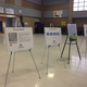 Informational signs were posted at a public open house held at West Hills Middle School on Feb. 23 to discuss proposed changes. (Natalie Conforto/City Journals)