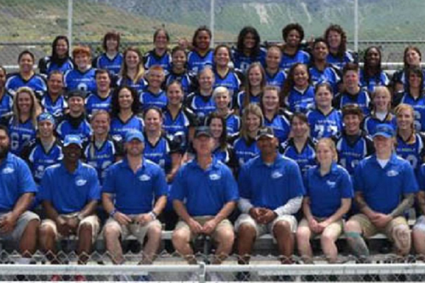 Since their creation three years ago, this Utah Falconz team has lost only one game. (Utah Falconz)