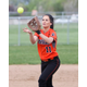 Murray's Ali Jennings takes a throw from the catcher while thinking about her next pitch. (Glossy Sports Photos)