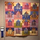 A quilt from the fFifth annual From the Heart: Expressions in Fiber exhibition. (Michelle Glover/City Journals)