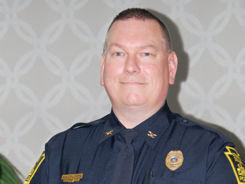 Holdsworth named new police chief in Kennett Square Borough