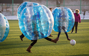 Medium bubble 20soccer