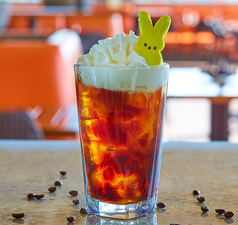 Medium peeps cold brew del frisco brunch
