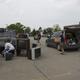 Hampton Middle School students volunteer during Recycle Rama