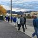 Walkability and sidewalks is one of the most frequent and important concerns for the master plan, for residents and planners alike. (Brian Berndt/ Cottonwood Heights City)