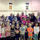 Murray City Council Members Blair Camp, Diane Turner, Brett Hales, Council Administrator Janet Lopez and Deputy Mayor Janet Towers pose with kids from the Boys & Girls Club after receiving recognition during National Boys & Girls Club week. (Bob Dunn, Boys & Girls Club).