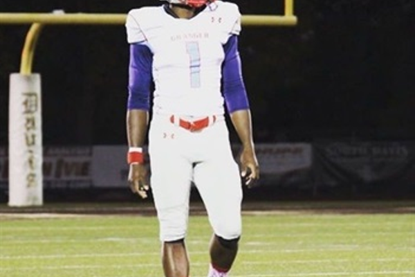Somtochukwu Achebo will play football this fall at Southern Utah University. (Hudl.com)