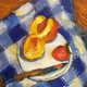 Thumb peaches 20strawberry 20and 20knife 20op 2011x14 20650