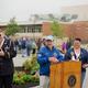 Dracut Memorial Day Ceremonies (Photo by Christine O'Brien)
