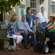 Last year, members of the Saxonburg community gathered to celebrate the town's anniversary.