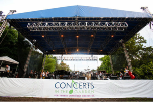 Concerts in the Garden- 1812 Overture and Symphonic Sparklers - start Jun 18 2017 0800PM