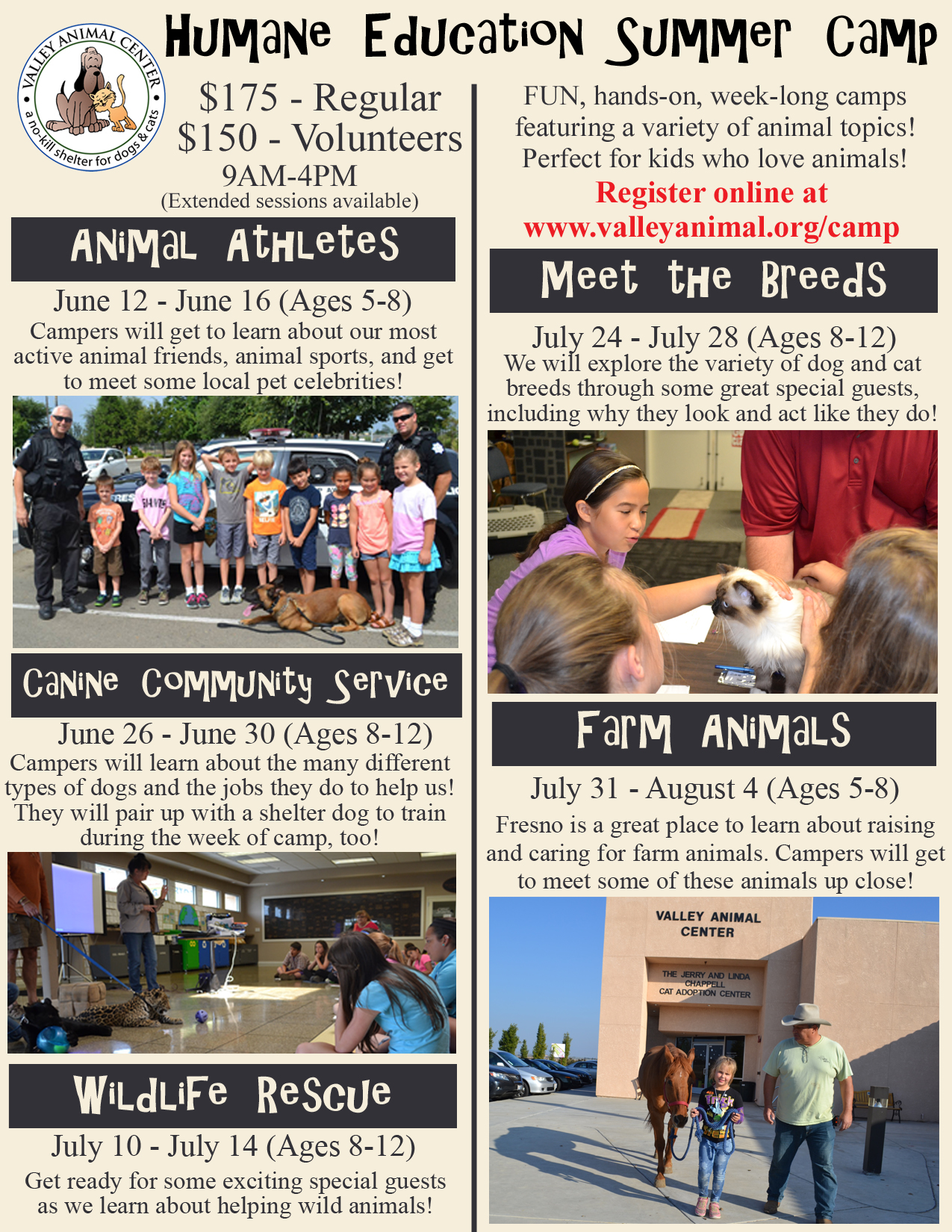 Camp 20flyer 20with 20descriptions 20summer 20camp 202017 20copy