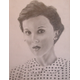 A pencil portrait by Mya Saltysiak of Oxford Area High School.