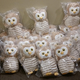 "Two dozen ""Ollie Owl"" stuffed animals were recently donated to police and fire agencies serving Taylorsville. (Ruth Jacobson)"