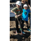 Twins Tyler and Katelyn Blodgett participate in the groundbreaking of the new WJMS building. They will be in the first seventh-grade class when the new school opens for the 2019–2020 school year. (Jet Burnham/City Journals)