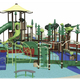 A rendering of the new all-abilities playground that will be installed in South Jordan's East Riverfront Park. These plans are subject to change. (South Jordan City)